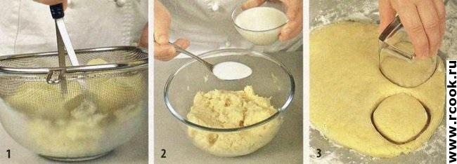 Картофельные лепешки приготовление