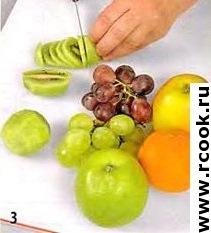 Каша рисовая с фруктами приготовление