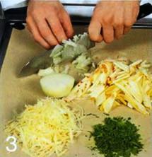 Рулет из свинины с грушами и сыром приготовление