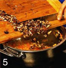 Рулетики с грибной начинкой приготовление