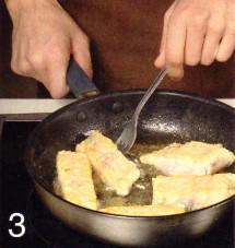 Рыба под маринадом приготовление
