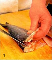 Рыба в овощном соусе приготовление