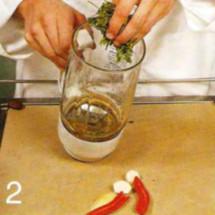 Салат с говядиной и виноградом приготовление