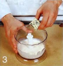 Салат с грушами и хрустящим беконом приготовление