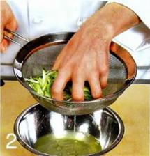 Средиземноморский салат приготовление