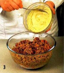 Шарики из печени на сыре приготовление