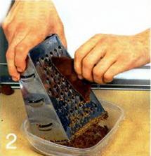 Шоколадная панаккота  приготовление