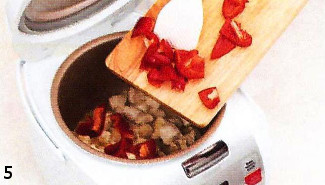 Соте из курицы с перцем. Готовим в мультиварке приготовление