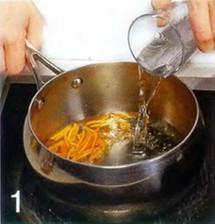 Соус бигард (на основе красного соуса) приготовление