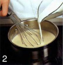Соус морнэ (на основе белого соуса) приготовление