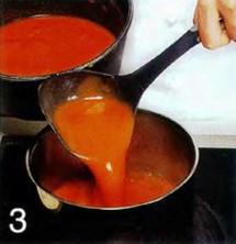 Соус римский (на основе красного соуса) приготовление