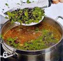 Суп харчо приготовление