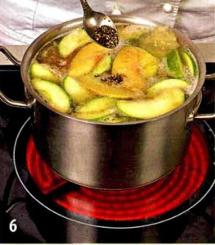 Суп из баранины с айвой приготовление