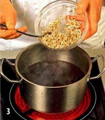 Суп перловый с грибами приготовление