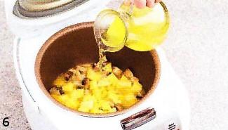 Суп-пюре из шампиньонов приготовление