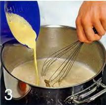 Суп-пюре из курицы с фисташками приготовление