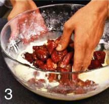Свинина в кисло-сладком соусе приготовление