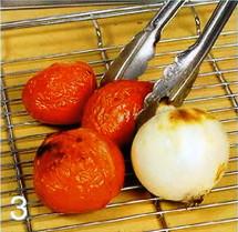 Свиные отбивные с томатным дипом приготовление