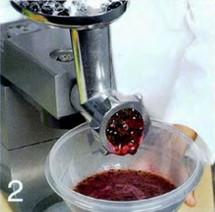 Сырое варенье из черники приготовление