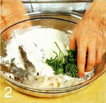 Темпура из морепродуктов приготовление