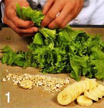 Тенерифский салат приготовление