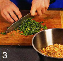 Треска в ореховой корочке приготовление
