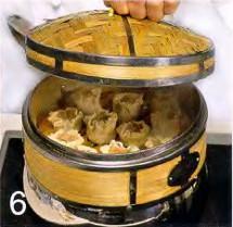 Вонтоны, китайские пельмени приготовление