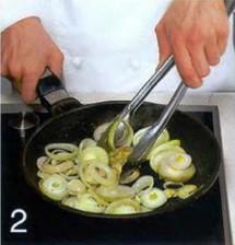 Запеканка рыбная по-гамбургски приготовление
