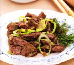 Свинина, тушеная в китайском стиле. Готовим в мультиварке