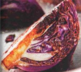 Жареная ранняя капуста