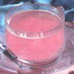 Салат-коктейль из сельди с фасолью