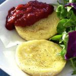 Яйца, запеченные с сыром